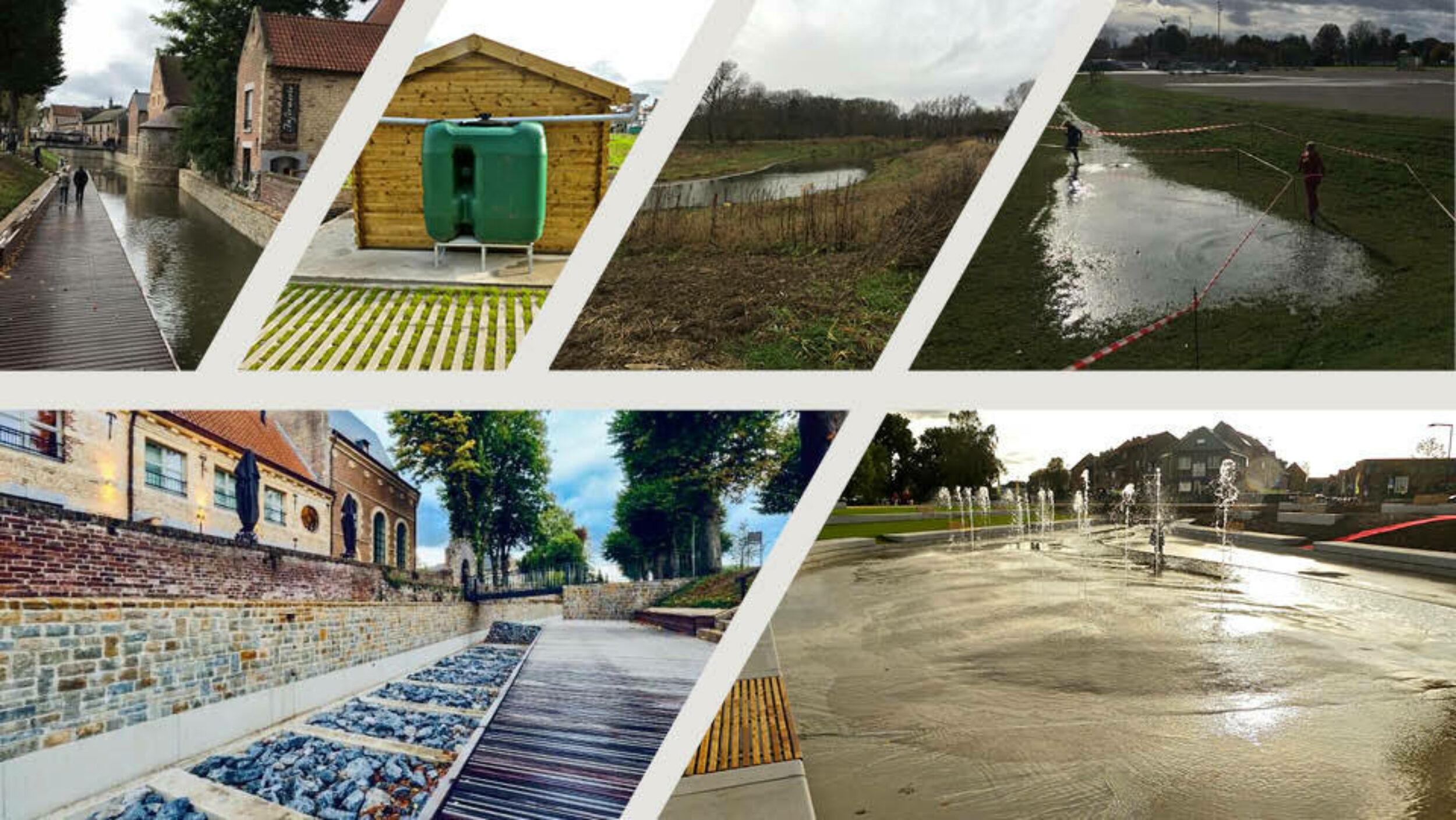 Collage De Motten Fluvius