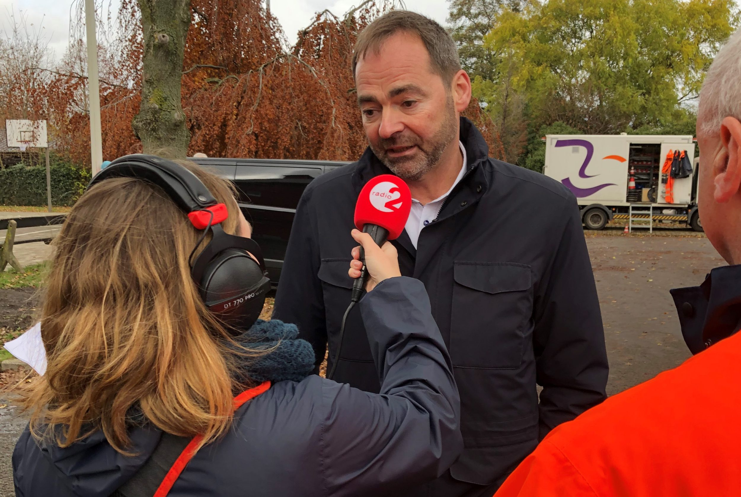 Interview Radio 2